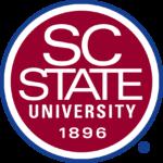 S C State University established in 1896 logo